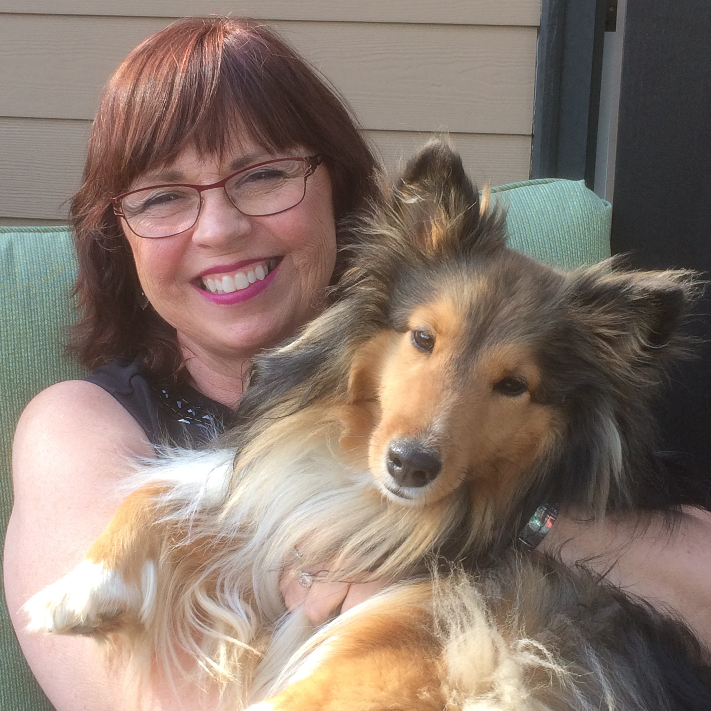 Colleen and Pixie